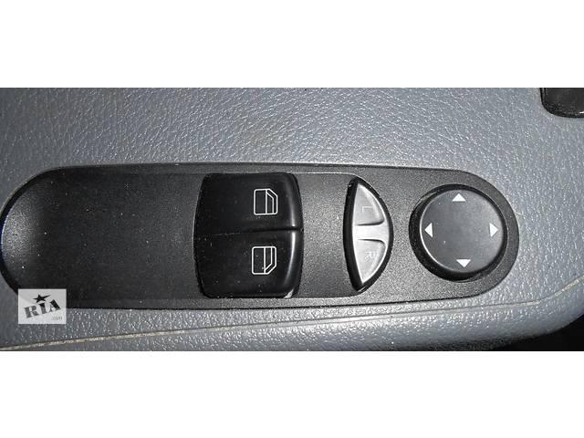 Б/у блок управления стеклоподьемниками для водителя Mercedes Vito (Viano) Мерседес Вито (Виано) V639- объявление о продаже  в Ровно