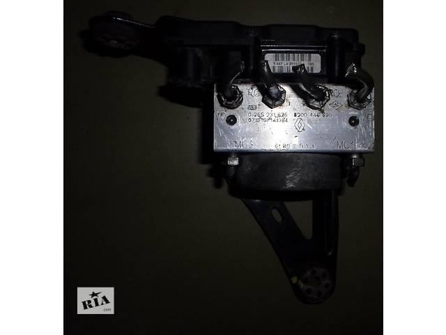 купить бу Б/у Блок управления управління 8200685699 0265234601 АБС ABS Renault Kangoo Кенго 1,5 DCI К9К 2008-2012 в Рожище