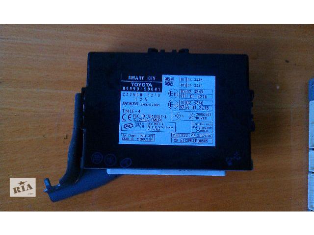 купить бу Б/у блок управления зажиганием 89990-50041 для седана Lexus LS 460 2007 в Киеве