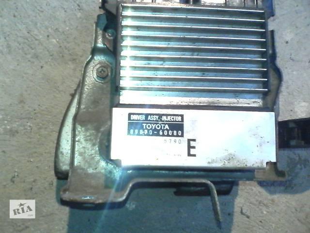 купить бу Б/у блок управління двигуном для легкового авто Toyota Land Cruiser 200 в Львове