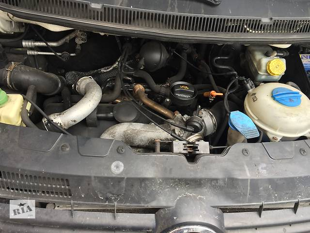 Б/у блок управління двигуном для легкового авто Volkswagen T5 (Transporter)- объявление о продаже  в Луцке