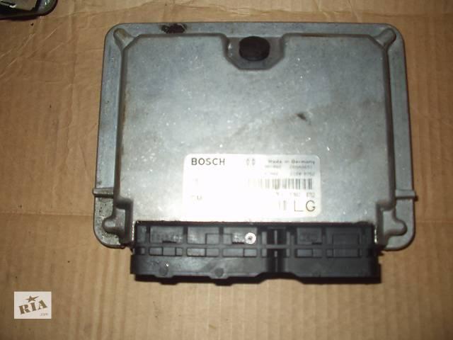 бу Б/у Блок управління двигуном Opel Vectra B - 2,0 DTI , кат № 0281001634 , 1997 - 2002 р.в , гарантія , доставка . в Тернополе