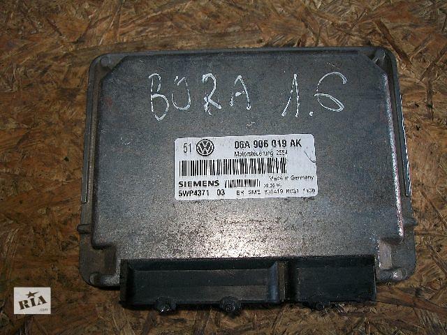 продам Б/у Блок управления двигателем Volkswagen Caddy , 1,9 SDI /2002 г.в , производитель Bosch / Made in Germani , гарантия бу в Тернополе