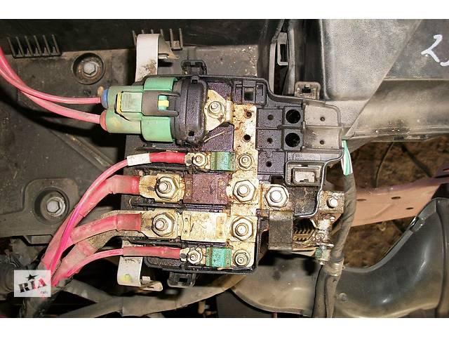 продам Б/у Блок запобіжників предохранителей для Renault Kangoo Кенго2 1,5 DCI 2008-2012 бу в Рожище