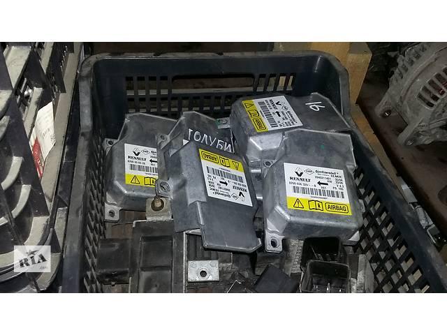 продам Б/у Блоки управления airbag Renault Kangoo Рено Канго Кенго 1,5 DCI К9К B802, N764 2008-2012 бу в Луцке