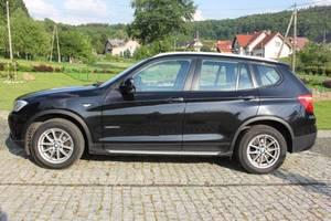 б/у Порог BMW X3
