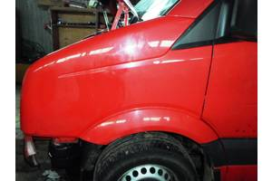 б/у Четверти автомобиля Volkswagen Crafter груз.