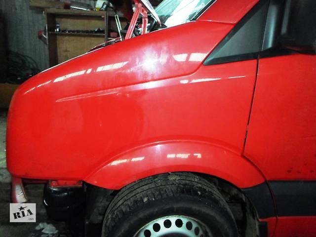 купить бу Б/у Бочины Части кузова Крилья на Фольксваген Вольцваген Крафтер Volkswagen Crafter 2.5 TDI 2006-2010 в Луцке