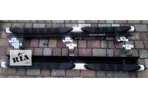 б/у Боковые пороги, подножки Mitsubishi Pajero Sport