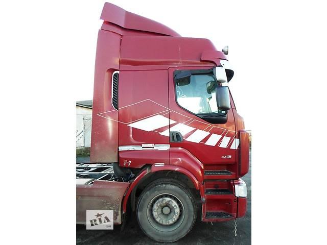 купить бу Б/у боковые пороги, подножки для Рено Премиум 440 DXI Euro3 Renault Premium 2007г. в Рожище