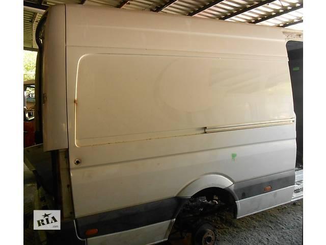 бу  Б/у боковина, бочина Mercedes Sprinter 906 (215, 313, 315, 415, 218, 318, 418, 518) (2006-12) в Ровно