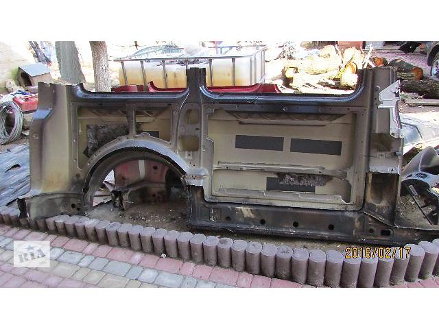 Б/у боковина для легкового авто Volkswagen Multivan 2008- объявление о продаже  в Хусте