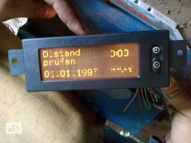 продам Б/у бортовой компьютер для легкового авто Opel Astra G бу в Киеве