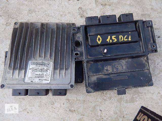 Б/у бортовой компьютер для легкового авто Renault Kangoo- объявление о продаже  в Калуше