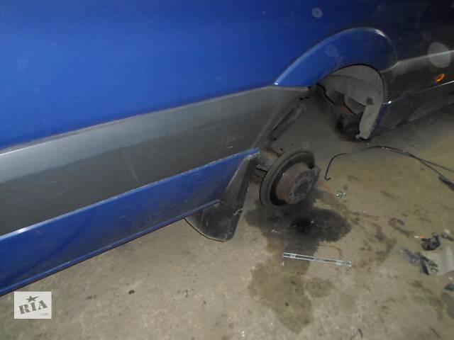 бу Б/у Брызговики и подкрылки для легкового авто Volkswagen Crafter Фольксваген Крафтер 2.5 TDI 2006-2010 в Рожище
