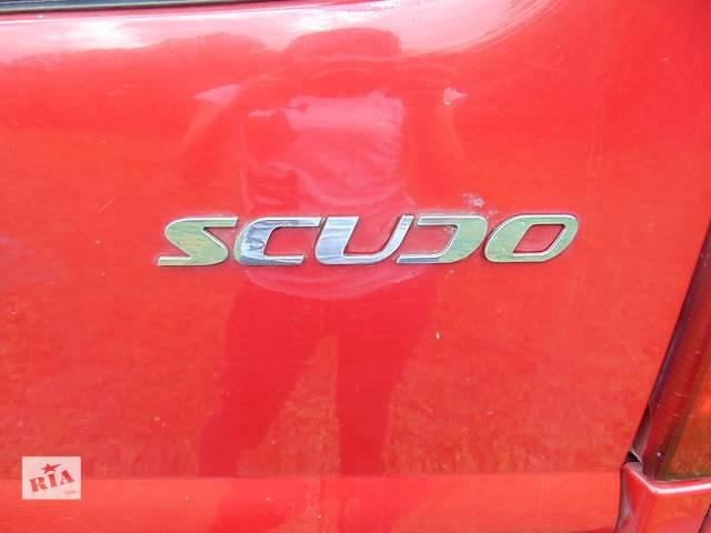 купить бу Б/у Буквы эмблема Фиат Скудо Фіат Скудо Fiat Scudo III с 2007- в Ровно