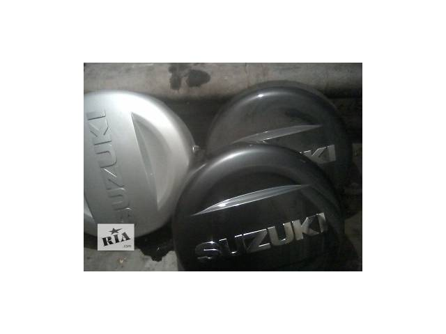 Б/у чехол запасного колеса для кроссовера Suzuki Grand Vitara (3d)- объявление о продаже  в Львове