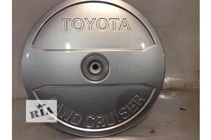 б/у Чехлы запасного колеса Toyota Land Cruiser Prado 120