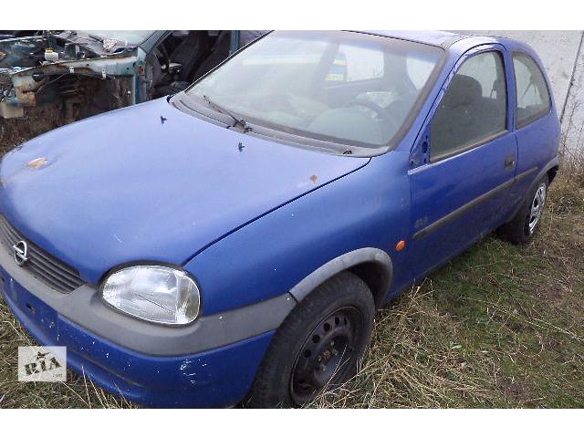 Б/у четверть автомобиля для хэтчбека Opel Corsa 1992- объявление о продаже  в Киеве