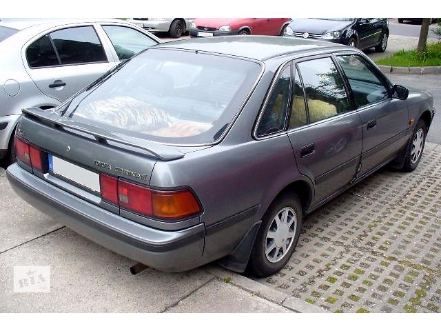 купить бу Б/у четверть автомобиля для хэтчбека Toyota Carina 1990 в Киеве