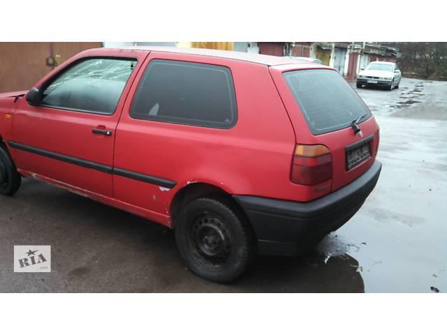 продам Б/у четверть автомобиля для хэтчбека Volkswagen Golf III бу в Ровно