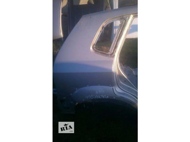 продам Б/у четверть автомобиля для кроссовера Hyundai Tucson бу в Киеве