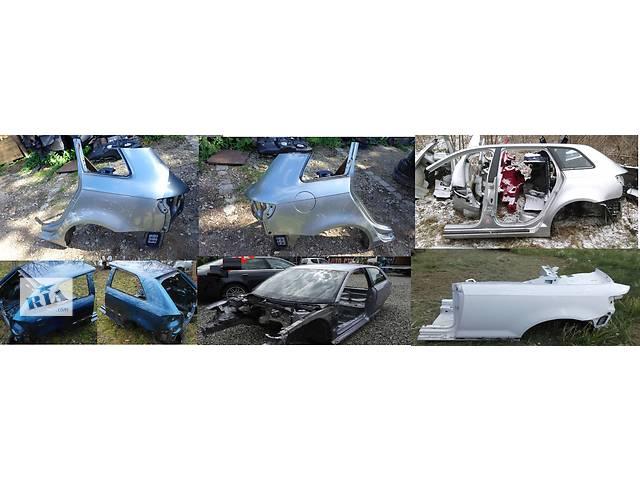продам Б/у четверть автомобиля для легкового авто Audi A3 8p 03-12 бу в Львове