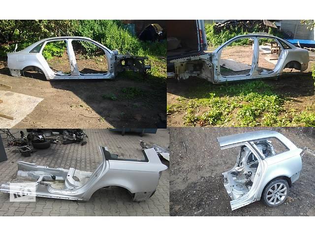 бу Б/у четверть автомобиля для легкового авто Audi A4 B7 04-08 в Львове