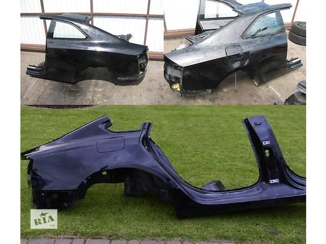 бу Б/у четверть автомобиля для легкового авто Audi A5 в Львове