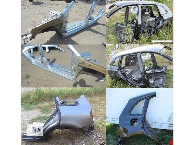 продам Б/у четверть автомобиля для легкового авто Audi Q5 бу в Львове