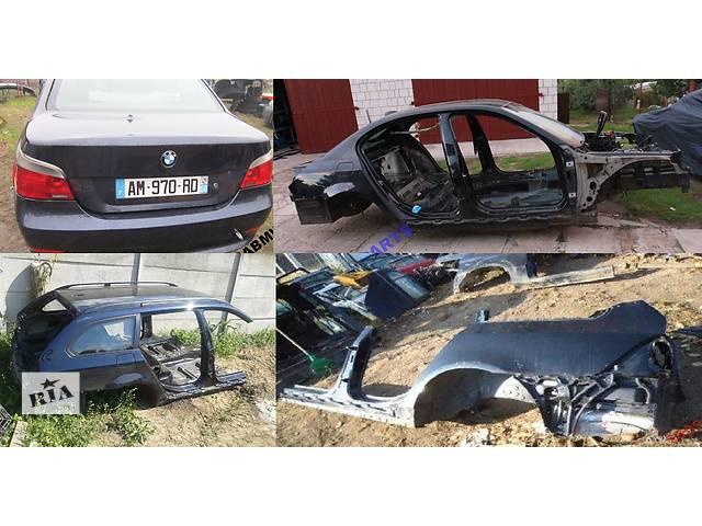 продам Б/у четверть автомобиля для легкового авто BMW 5 Series e60 e61 бу в Львове