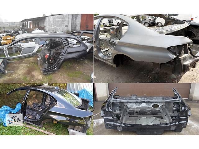 Б/у четверть автомобиля для легкового авто BMW 5 Series f10 f11- объявление о продаже  в Львове