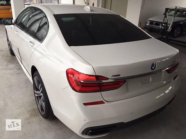 бу Б/у четверть автомобиля для легкового авто BMW 7 Series g11 g12 в Львове