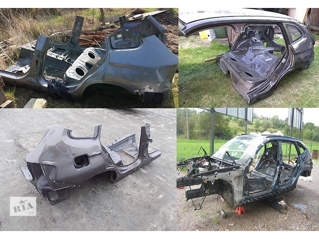 купить бу Б/у четверть автомобиля для легкового авто BMW X1 e84 в Львове