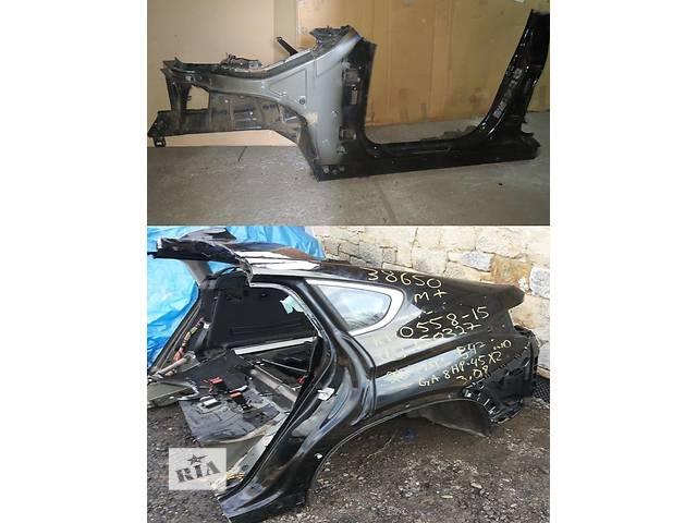 продам Б/у четверть автомобиля для легкового авто BMW X4 f26 бу в Львове