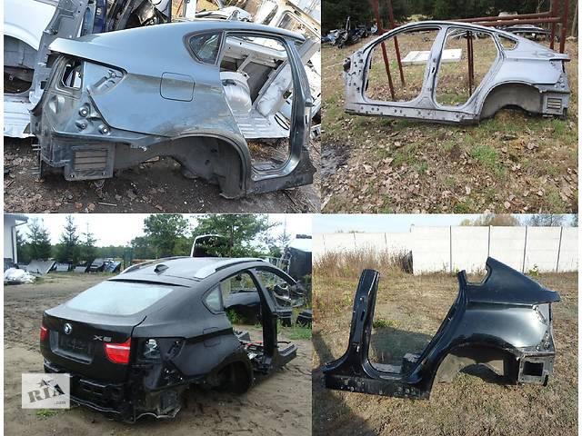 бу Б/у четверть автомобиля для легкового авто BMW X6 e71 в Львове
