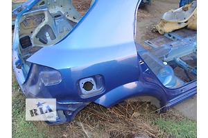 б/у Четверть автомобиля Chevrolet Lacetti Hatchback