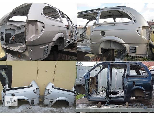 купить бу Б/у четверть автомобиля для легкового авто Chrysler Grand Voyager в Львове