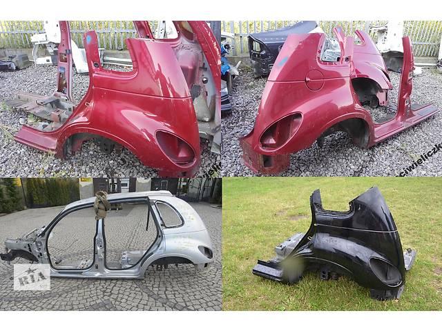продам Б/у четверть автомобиля для легкового авто Chrysler PT Cruiser бу в Львове