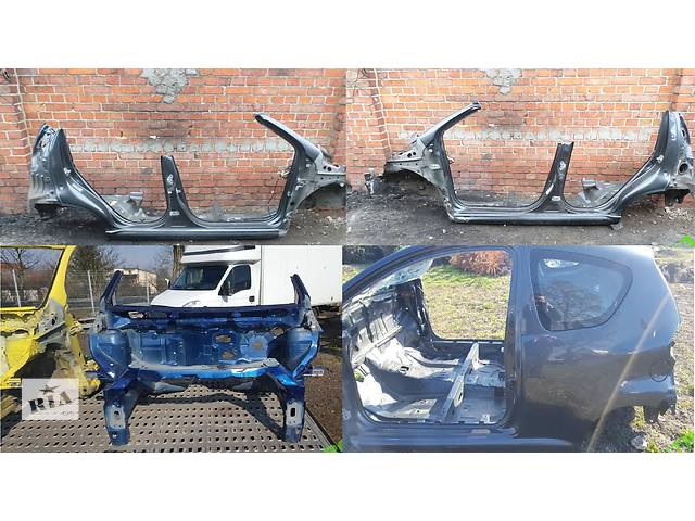купить бу Б/у четверть автомобиля для легкового авто Citroen C1 в Львове