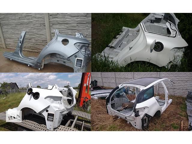 продам Б/у четверть автомобиля для легкового авто Citroen DS5 бу в Львове