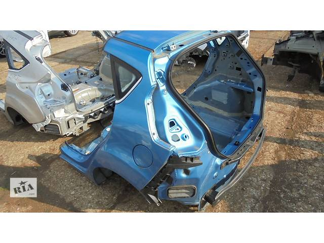 купить бу Б/у четверть автомобиля для легкового авто Ford Fiesta в Чернигове