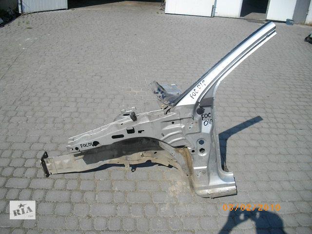 продам Б/у четверть автомобиля для легкового авто Ford Focus 2000 бу в Львове