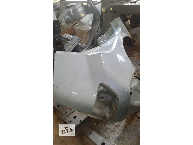 продам Б/у четверть автомобиля для легкового авто Hyundai Getz 2002-15 бу в Костополе