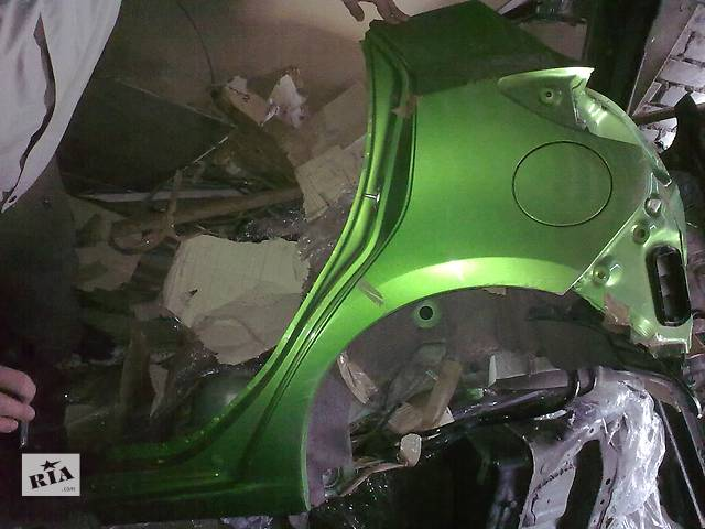 купить бу Б/у четверть автомобиля для легкового авто Mazda 2 в Ровно