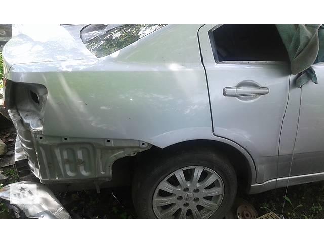 Б/у четверть автомобиля для легкового авто Mitsubishi Galant- объявление о продаже  в Одессе