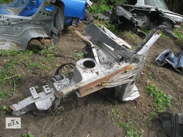 купить бу Б/у четверть автомобиля для легкового авто Mitsubishi Lancer 9 в Львове