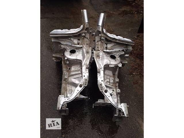 купить бу Б/у четверть автомобиля для легкового авто Mitsubishi Outlander XL 2011 в Киеве
