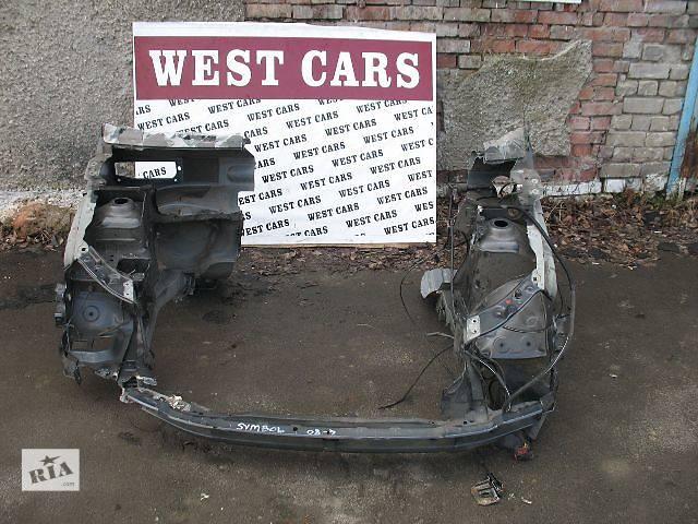 продам Б/у четверть автомобиля для легкового авто Renault Symbol 2009 бу в Луцке