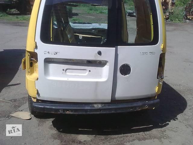 бу Б/у четверть автомобиля для легкового авто Volkswagen Caddy в Ровно